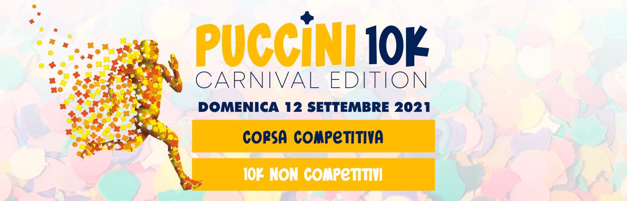 Puccini 10K - Carnival Edition